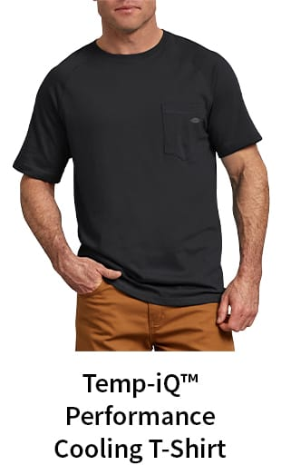 Temp-iQ™ Performance Cooling T-Shirt