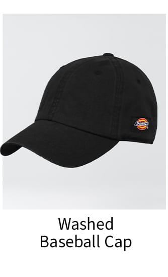 Shop washed baseball cap
