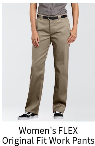 Shop Women's flex original fit work pants