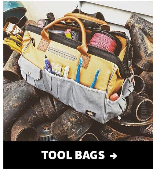 Shop tool bags